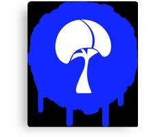 GlitchMaster7 Logo Canvas Print