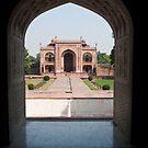 Tomb of Itimad ud Daulah, Agra by Skye Hohmann