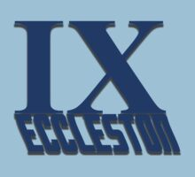 Doctor Who: IX - Eccleston Kids Tee