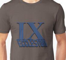 Doctor Who: IX - Eccleston Unisex T-Shirt