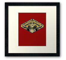 Battleship Potemkin  Framed Print