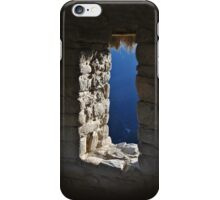 Incan Window iPhone Case/Skin