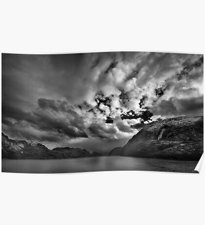 Chilean Fiords 2 Poster