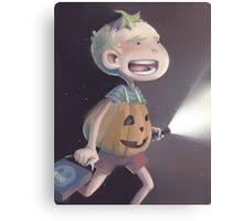 PumpkinJohn Canvas Print