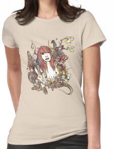 Kazu Womens Fitted T-Shirt