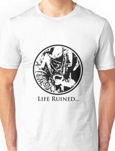 Skyrim Ruined My Life Shirt Unisex T-Shirt