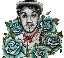"""Mario Moreno """"Cantinflas"""" Portrait by alxbngala"""