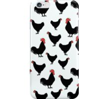 Poultry on your iPod, iPhone iPhone Case/Skin