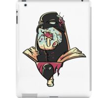 Zombie Space Ghost iPad Case/Skin