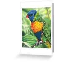 """Rainbow Dreams"" Greeting Card"