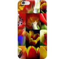 iphone tulips iPhone Case/Skin