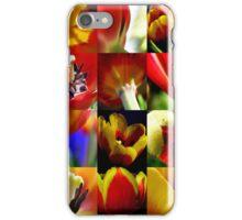 iphone tulips iPhone Case/Skin