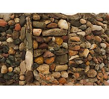 Stone-Walled Photographic Print