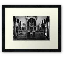 Glory Framed Print