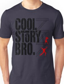 West Side Story, Bro. (Black) Unisex T-Shirt
