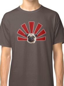 pug time Classic T-Shirt