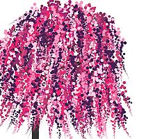 Purple Willow by VieiraGirl