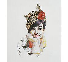 Audrey 2 Photographic Print