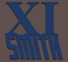 Doctor Who: XI -Smith by matildedeschain