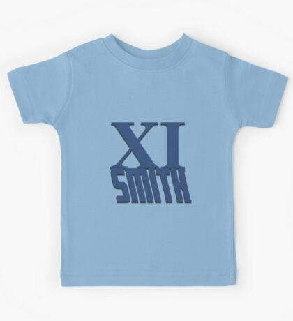 Doctor Who: XI -Smith Kids Tee
