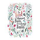 Be Kind by AngelaFanton