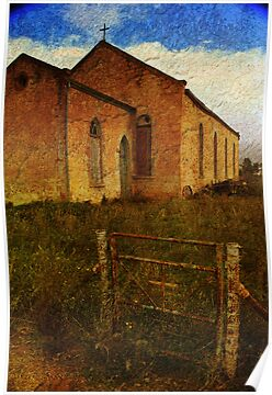Abandoned Religion in Terowie by Wendi Donaldson