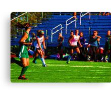 100511 032 1 impressionist  field hockey  Canvas Print