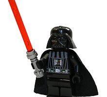 LEGO Darth Vader by jenni460