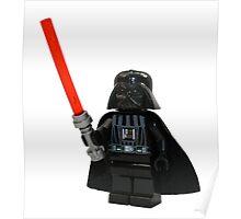 LEGO Darth Vader Poster