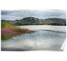 Lake  Baroon II Poster
