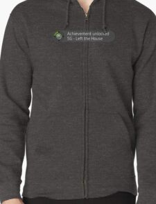 Xbox Achievement - Left the House Zipped Hoodie