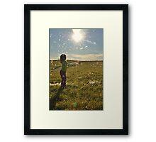 Dale Framed Print