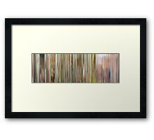 Moviebarcode: Conte de printemps / A Tale of Springtime (1990) Framed Print