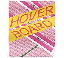 Hover Board Design Poster