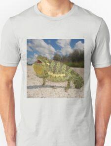 Flap-necked Chameleon - Namibia Unisex T-Shirt