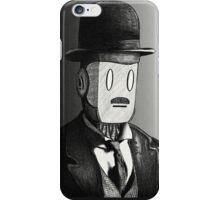 Charlie Chaplin Robot iPhone Case iPhone Case/Skin
