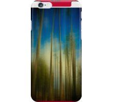 Palms Blur iPhone 4 Case iPhone Case/Skin