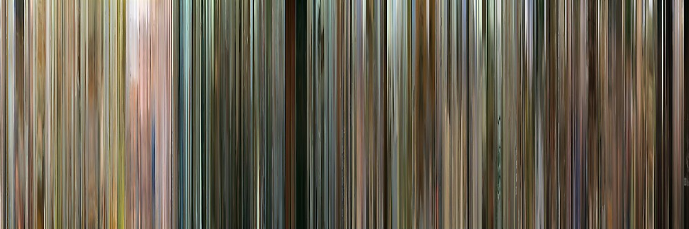 Moviebarcode: Contes des quatre saisons / Tales of the Four Seasons (1990-1998) by moviebarcode