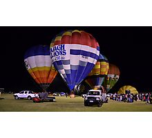 Hot Air Galore Photographic Print
