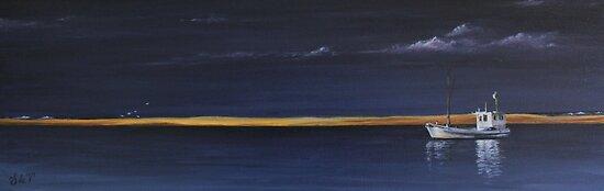 Moonlight Tempest by Sue de Vanny