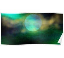 Green Flash Poster
