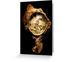 Hiroshima watch Greeting Card