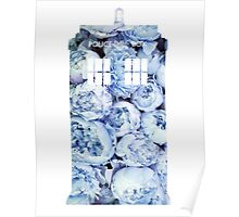 The Tardis -Doctor Who Poster
