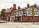 Ormskirk - The Queen's Head. by Liam Liberty