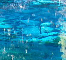 Photography of water reflection by Mel-D