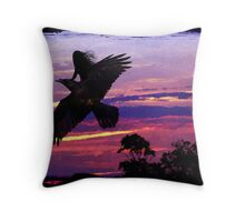 Return to the Promise Land Throw Pillow