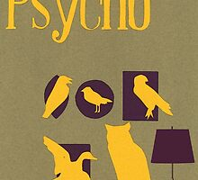 Psycho by Mariah Peek