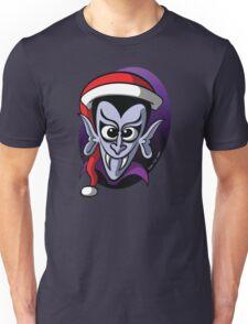 Christmas Dracula Unisex T-Shirt