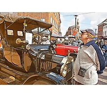 Ford Model T Photographic Print