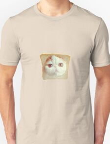 Toaster Cat Unisex T-Shirt